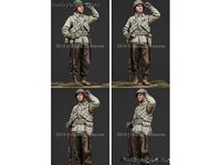 Picture of ALPINE MINIATURES  1/35 KIT (MAQUETTE) WWII US INFANTRY NCO NO.2