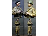 Picture of ALPINE Miniatures 1/35 KIT (MAQUETTE) BRITISH RAC AFV CREW #2