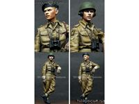 Picture of ALPINE Miniatures 1/35 KIT (MAQUETTE) BRITISH RAC AFV CREW #1