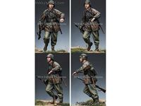 Picture of Alpine Miniatures 	1/35 KIT (MAQUETTE) WSS INFANTRY 2