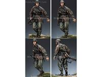 Picture of Alpine Miniatures 	 	1/35 KIT (MAQUETTE) WSS INFANTRY 1