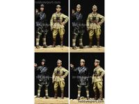 Immagine di Alpine Miniatures    1/35 KIT (MAQUETTE) WW2 ITALIAN AFV CREW SET (2 FIGURES)