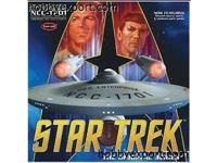 Picture of POLAR LIGHT  1/350 KIT  Star Trek TOS Enterprise 50th Anniversary