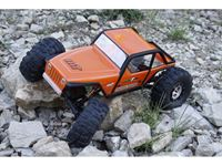 Picture of Mon-Tech Carrozzeria Body Crawler  Mont Rock