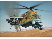 Picture of Revell 04462 - Mil-24 D Hind Gunship