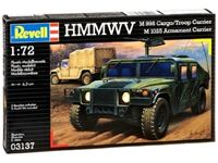 Immagine di REVELL HMMWV M998 Cargo/Troop Carrier / M1025 Armament Carrier