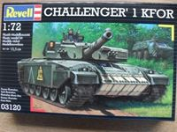 Picture of REVELL 1/72 03120 CHALLENGER 1 KFOR