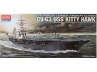 Picture of 1/800 CV-63 U.S.S. KITTY HAWK