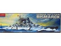 Picture of 1/800 Battleship Bismarck