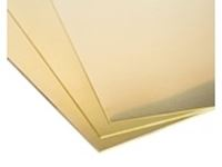 Picture of KS-  Assortimento 3 fogli in ottone 100x250 mm (3 pz)