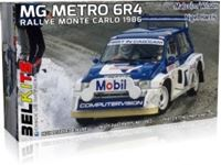 """Immagine di 1/24 MG Metro 6R4 Rally Monte Carlo 1986 """" M.Wilson / N.Harris """""""