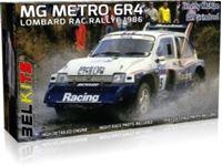 "Immagine di 1/24 MG Metro 6R4 Lombard RAC Rally 1986 "" J.McRae / I.Grindrod"