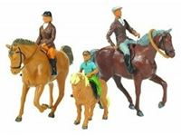 Picture of 1/32 Horses and Riders