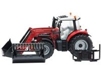 Picture of 1/32 Massey Ferguson 6616 Tractor with Front Loader