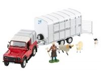 Picture of 1/32 Land Rover Sheep Farmer Set