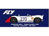 Immagine di Porsche 908/2 - Targa Florio 1969 - n.270 V.Elford, U.Maglioli