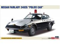 Picture of 1/24 Nissan Fairlady 240 ZG, Polizei