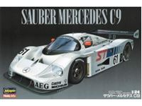 Picture of 1/24 Sauber Mercedes C9