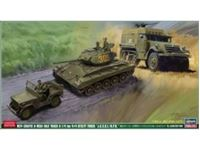 Picture of 1/72 M24 Chaffee & M3A1 & Jeep