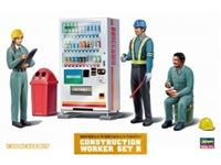 Picture of 1/35 Construction Worker Set B