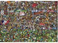 Immagine di PUZZLE STANDARD 3.000 PEZZI Football History