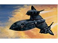 Picture of 1/72 SR-71 Blackbird with Drone
