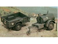 Picture of 1/35 250 gal.s Tank Trailer - M101 Cargo Trailer