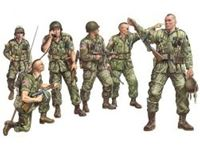 Picture of 1/35 U.S. Paratroops