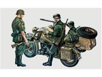 Picture of 1/35 BMW R75 with Sidecar