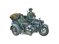 Picture of 1/35 Zundapp KS750 with Sidecar