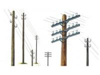 Picture of 1/35 Telegraph Poles