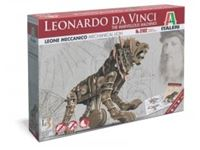 Immagine di Macchine di Leonardo Da Vinci: Leone Meccanico