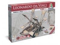 Immagine di Macchine di Leonardo Da Vinci: Barca a Pale