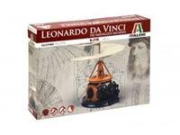 Immagine di Macchine di Leonardo Da Vinci: Elicottero