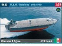"""Immagine di 1/35 M.T.M. """"Barchino"""" with crew"""