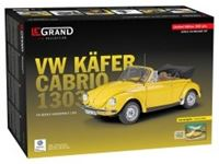 Picture of 1/8 VW Beetle Convertible 1303 Sunny Yellow