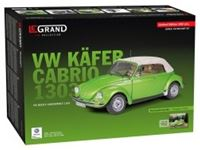 Picture of 1/8 VW Beetle Convertible 1303 Vipergreenmetallic