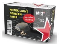 Immagine di 1/35 Notek Light German Lamp