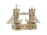 "Picture of Wood Art - Tower Bridge ""XL"""