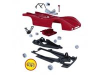 """Immagine di Abarth 2000 """"Kit without parts"""