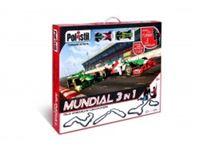 Picture of 1/43 Mundial 3 in 1 Italia VS Brasile in 3 circuiti diversi