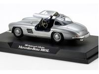 Picture of 1/24 Mercedes-Benz 300SL (Silver)