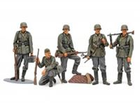 Picture of 1/35 Fanteria Tedesca Mid-WWII
