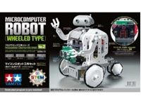 Immagine di Microcomputer Robot con Ruote