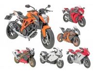 Immagine di 1/10 ASSORTMENT BIKE 6 pcs