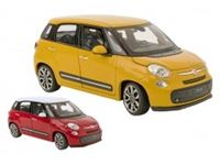 Immagine di 1/24 FIAT 500L (Yellow or Red)