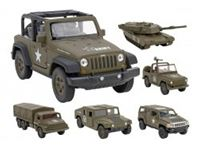 Immagine di 1/38 ASSORTMENT MILITARY 24 pcs