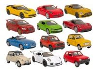 Immagine di 1/34-39 ASSORTMENT CARS 24 pcs