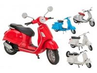Immagine di 1/18 ASSORTMENT VESPA 24 pcs