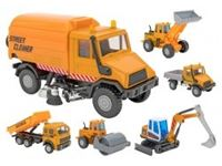 Immagine di ASSORTMENT TRUCK WORKS 24 pcs
